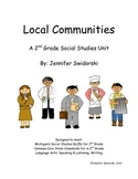 Local Communities: A Social Studies Unit