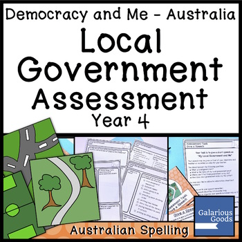 Local Government Assessment (Year 4 HASS)