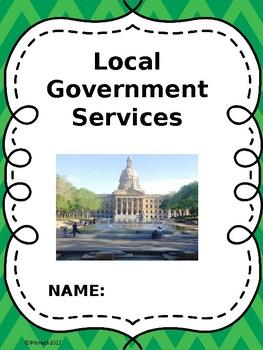Local Government Services-Canada Municipal