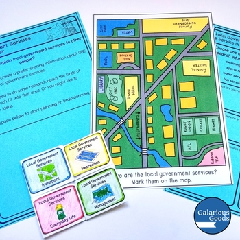 Local Government Services and Me (Year 4 HASS)