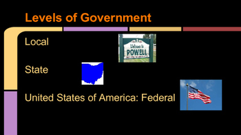 Local Government Slides
