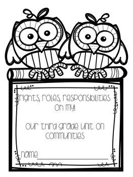 Third Grade Local Government Unit!