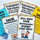 Local Government Word Wall and Posters (Year 4 HASS)