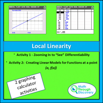 2 Lessons on Local Linearity