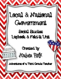 Local & National Government Lapbook Unit