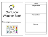 Local Weather Book
