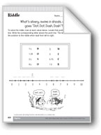 Locate Points on a Number Line