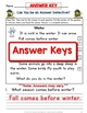 Locate the Answer about Winter Grades K-2