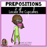 Prepositions Valentine Activity for Speech Therapy and Spe