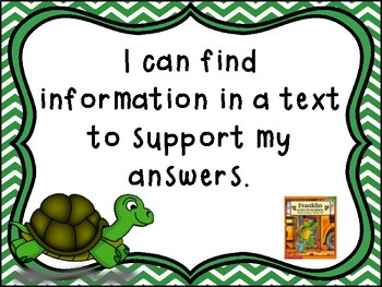 Locating Information with Franklin - Franklin Goes To School