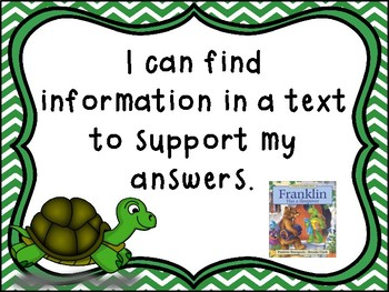 Locating Information with Franklin - Franklin Has A Sleepover