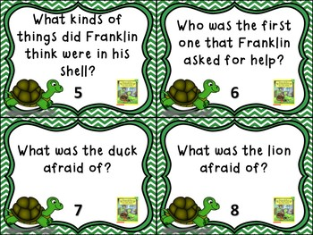 Locating Information with Franklin - Franklin In The Dark