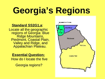 Geography Region Definition