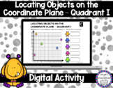 Locating Objects on the Coordinate Plane - Google™ Classro