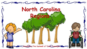 Locating Places in North Carolina