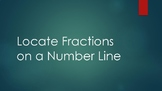Locating a Fraction on a Number Line