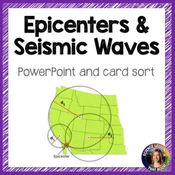 Locating an Epicenter SMART notebook presentation