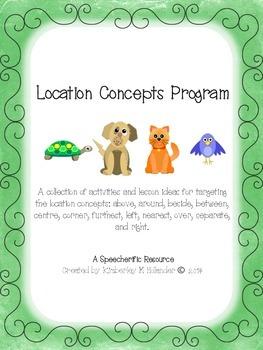 Location Concepts Program