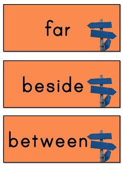 Location, Direction and Distance