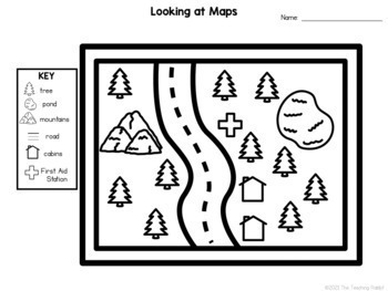 Location & Movement Unit for Grade 2 (Ontario Curriculum)