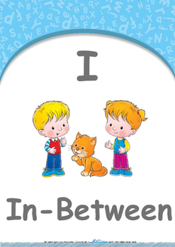 Location - Up : Letter I : In-Between - Nursery (2 years old)