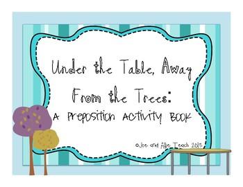 Location Words/ Prepositions/ Speech and Language/ Activity Book/ Rosie's Walk