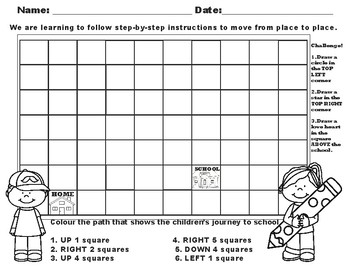 Location Worksheets