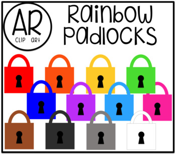 Lock Clip Art - Padlocks