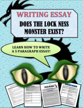 Lock Ness Monster:  Does it exist?  Reading and writing assignment.