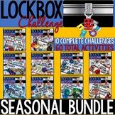 Lockbox Challenge (Growing) BUNDLE