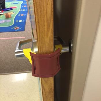 Lockdown Door Bumpers