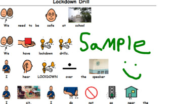 Lockdown Drill: Adapted for Students With Autism and other Learning Disabilities