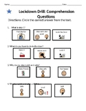 Lockdown Drill Comprehension Questions (n2y Library) (ULS)