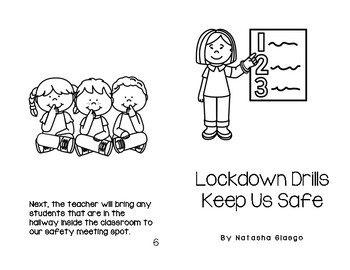 Social Stories About Community Safety Worksheets & Teaching