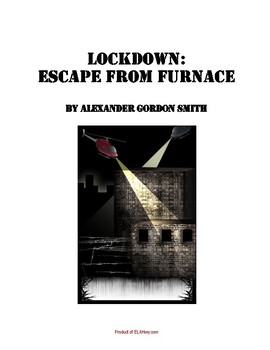 Lockdown: Escape from Furnace by Alexander Smith, Novel Questions