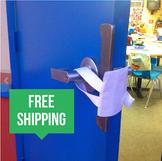 Lockdown Strap: School Safety