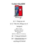 Locker Checklist