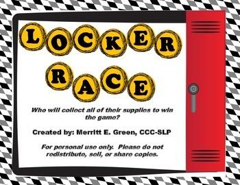 Locker Race