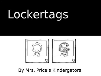 Lockertags