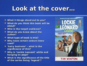 Lockie Leonard Legend
