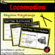 Locomotion Cup Game: Music Games: Dance Lesson Plan: Rhythm Stick Lessons