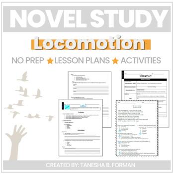 Locomotion Novel Unit