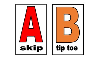 Locomotor ABCs- Basic
