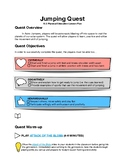 Locomotor Skills Lesson Plan for Jumping
