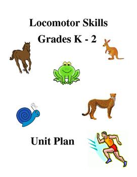 Locomotor Unit Plan