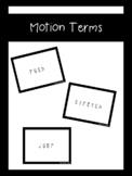 Locomotor and Non-Locomotor Action Words | LCI Movement
