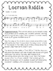Locrian Riddle Song for Upper Elementary Music