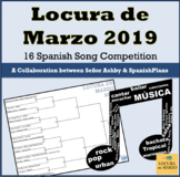 Locura de Marzo 2019 March Music Madness
