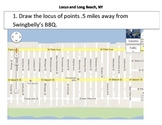 Locus and Long Beach, NY (Five Basic Loci)