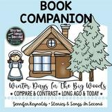 Log Cabin Compare and Contrast Book Companion